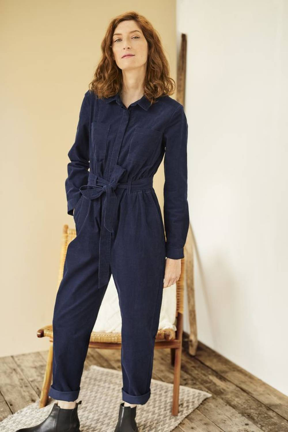 thought jumpsuits ethical durable clothes
