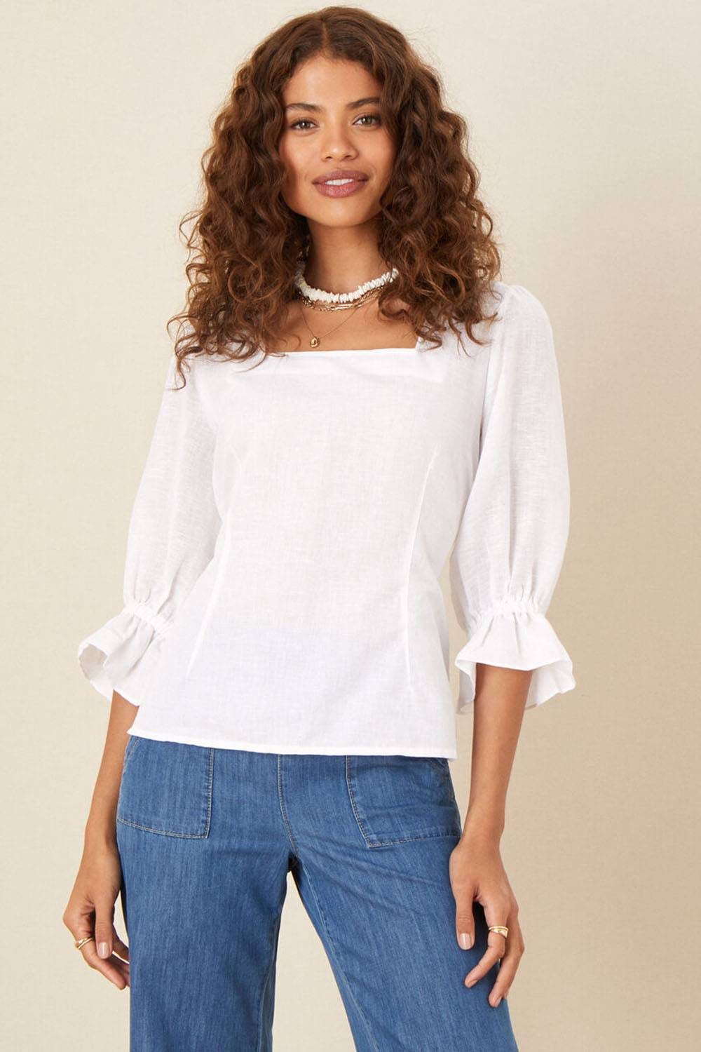 monsoon sustainable affordable blouse