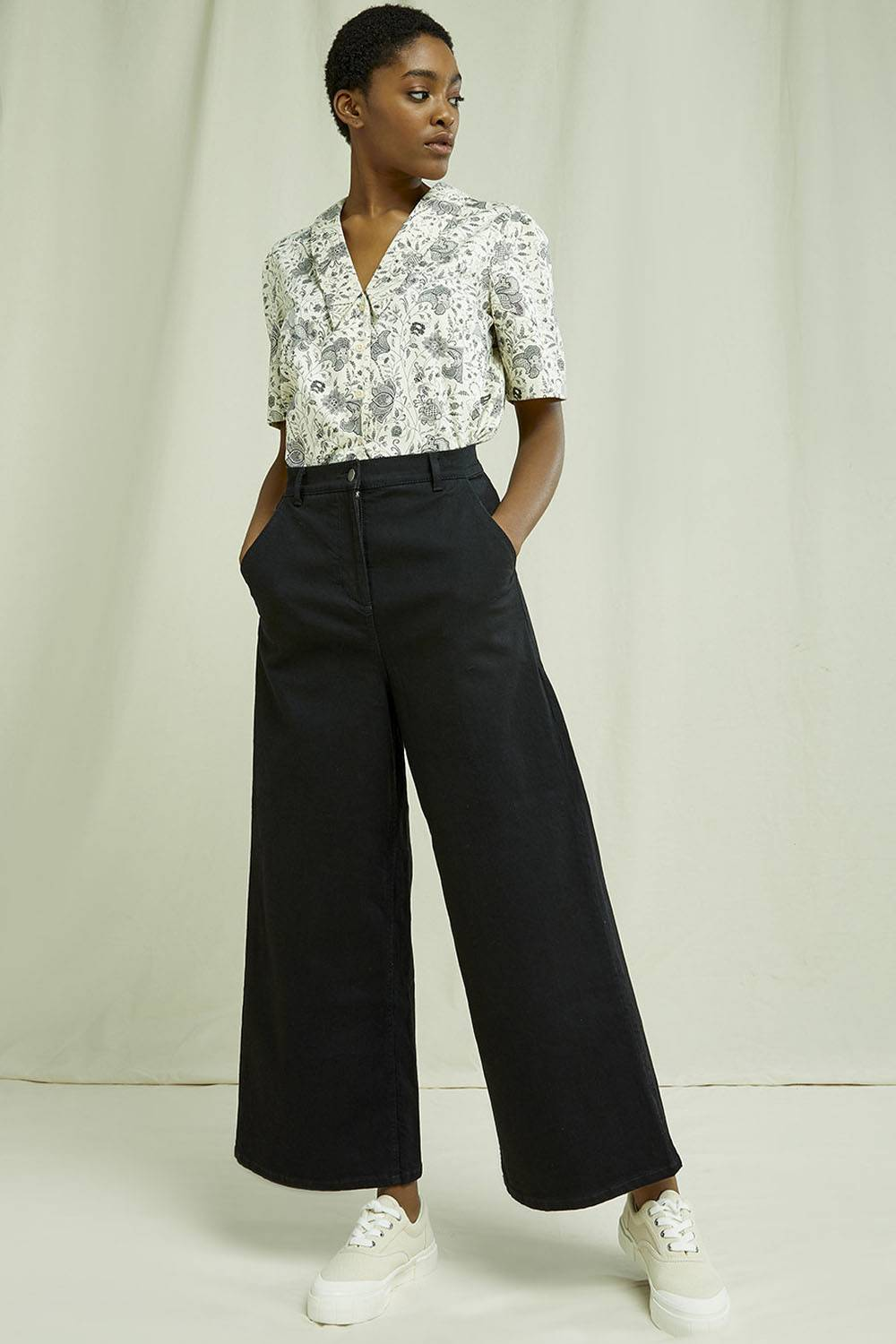 people tree cheap ethical blouse
