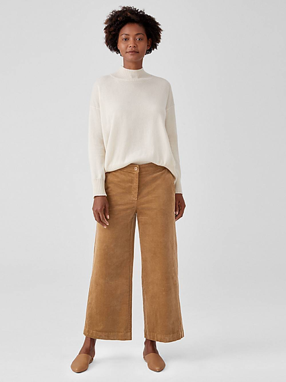 eileen fisher linen clothing designer