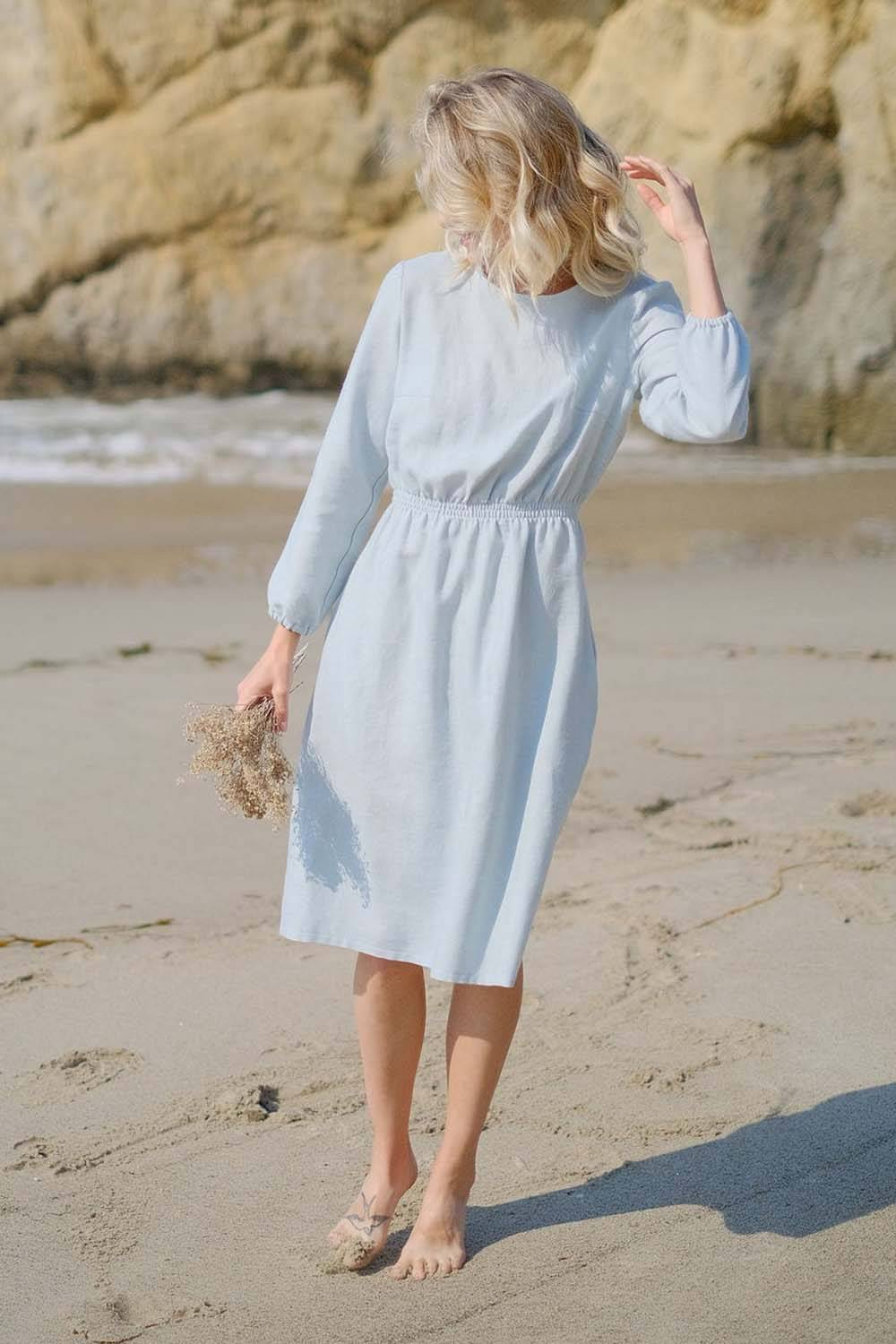affordable linen clothing usa etsy