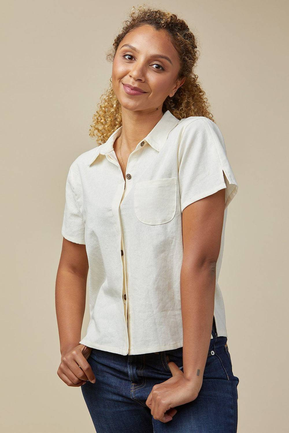 affordable linen clothing usa made trade