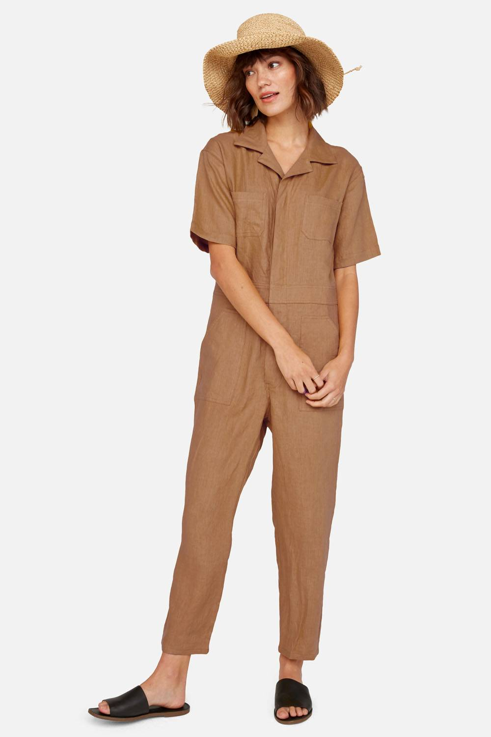 mate affordable linen clothing made in usa