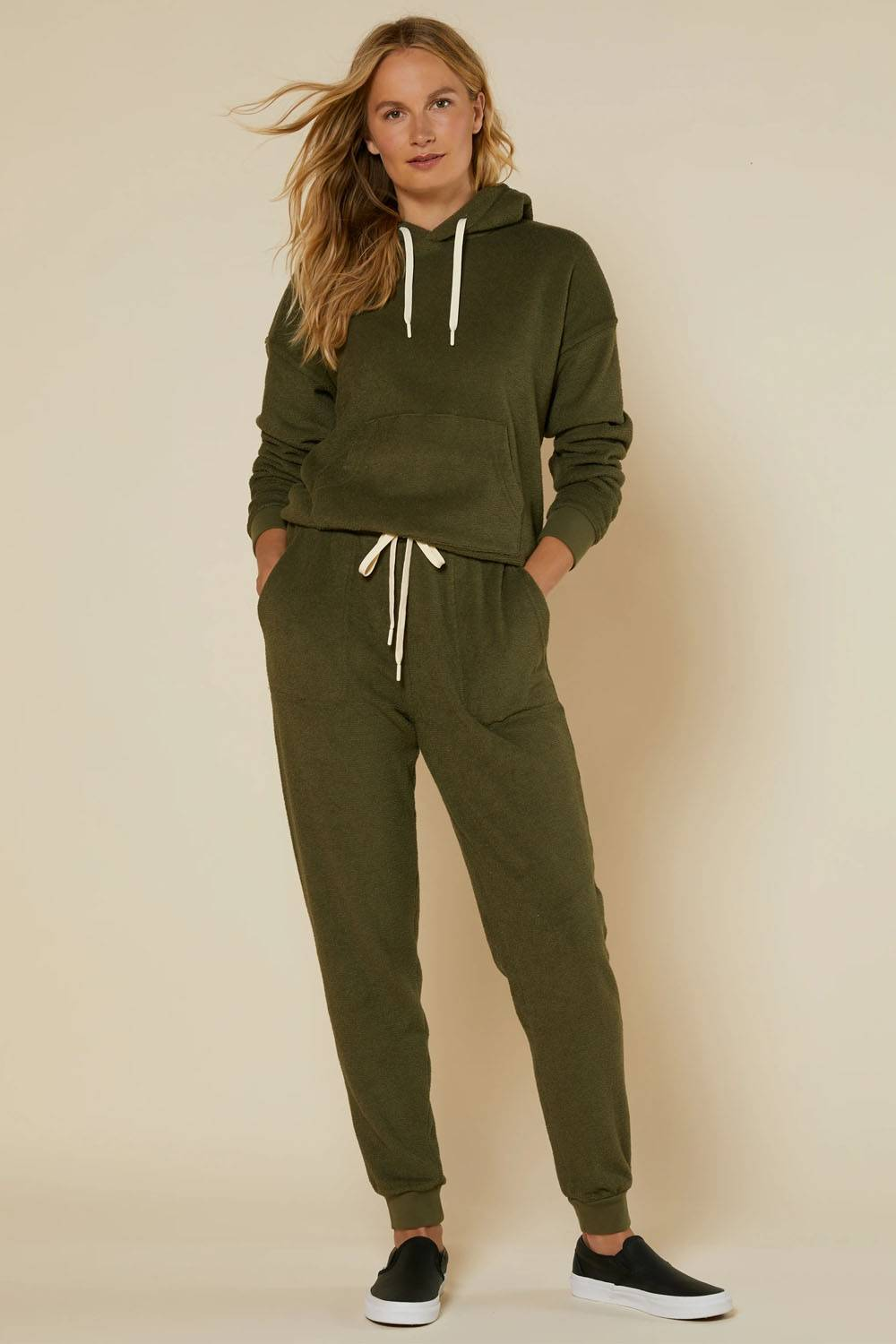 outerknown sustainable loungewear usa made