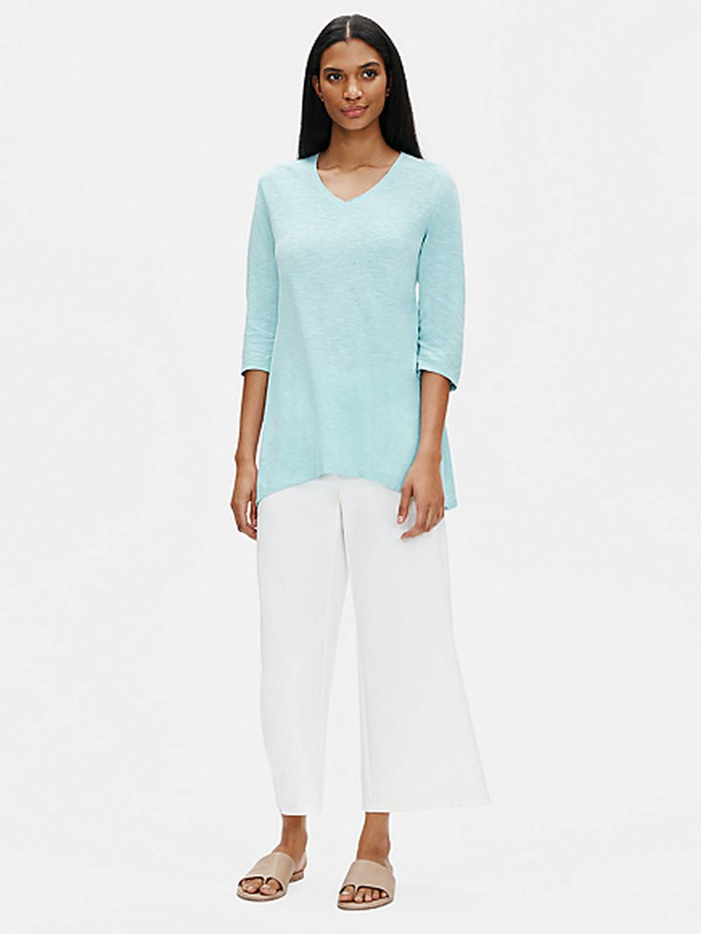 eileen fisher organic sustainable clothing