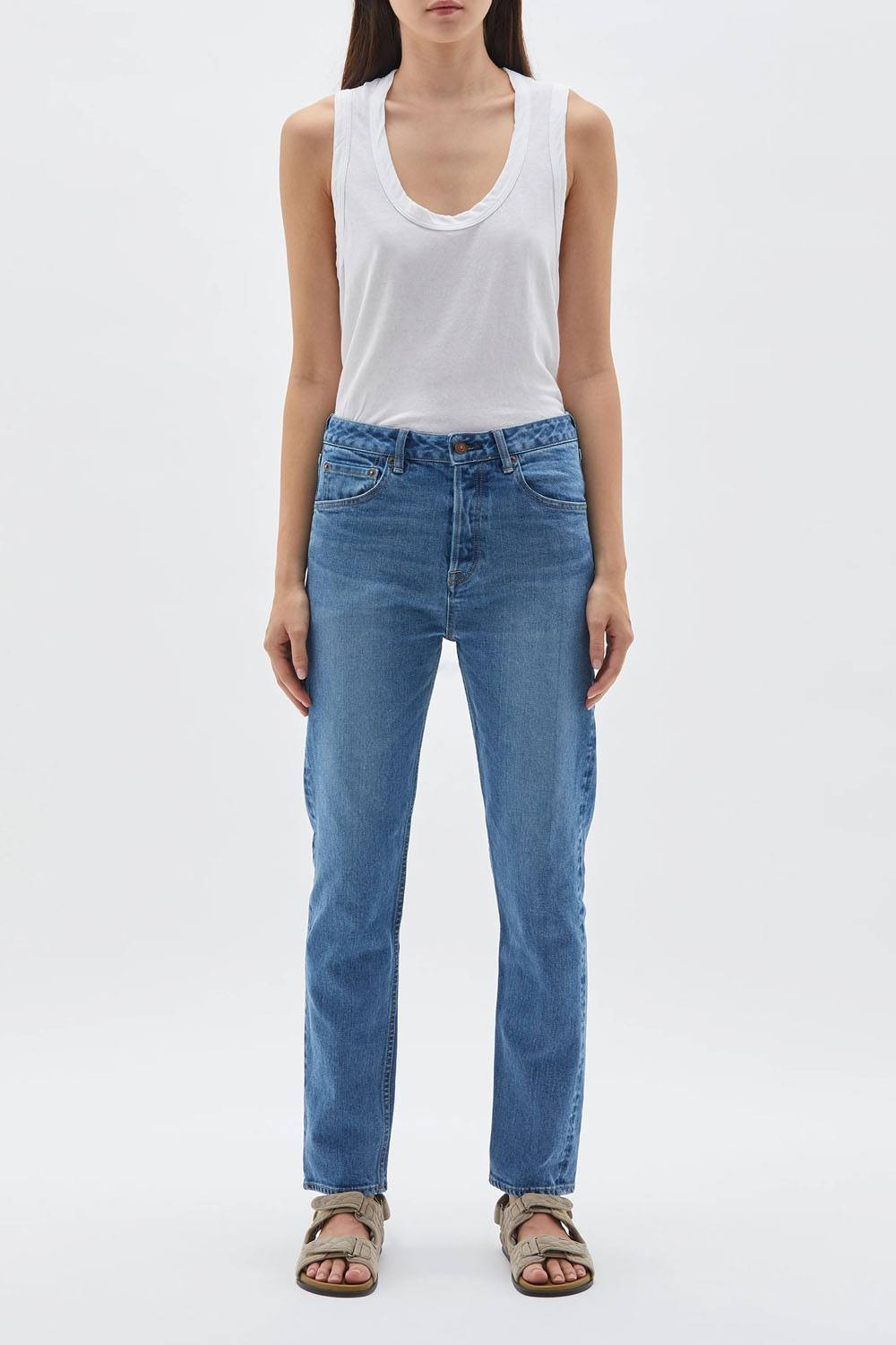 bassike australian made sustainable jeans