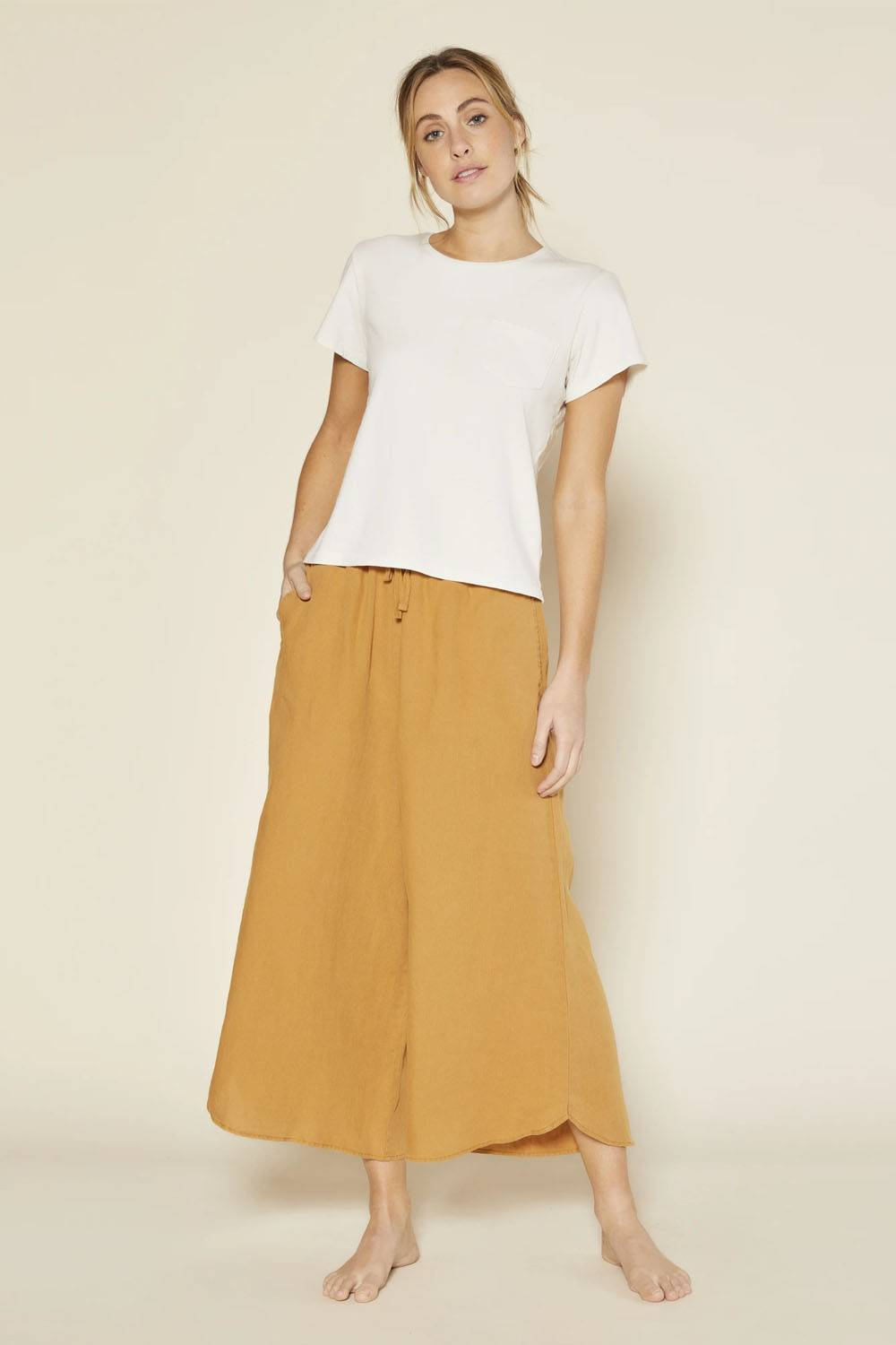 outerknown affordable bohemian harem pants