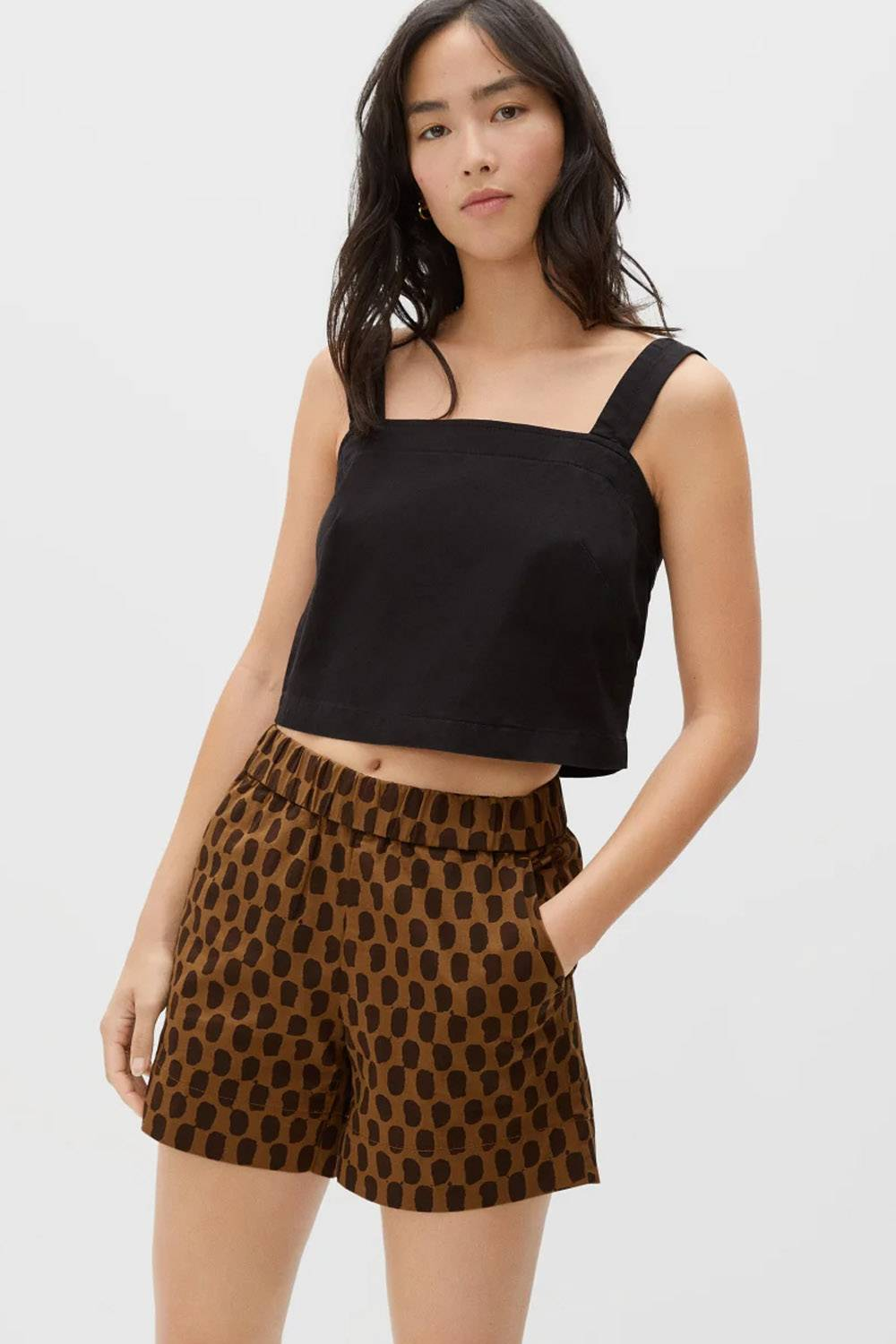 everlane ethical cropped tank top