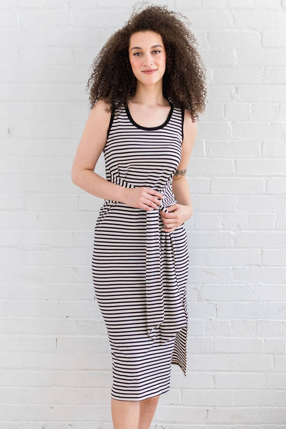 franc made in canada dress