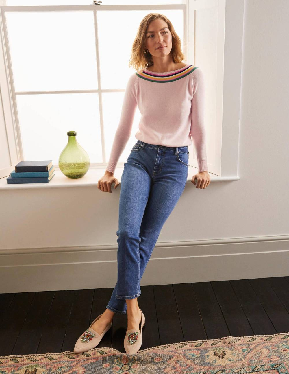 boden cheap eco-friendly sweater