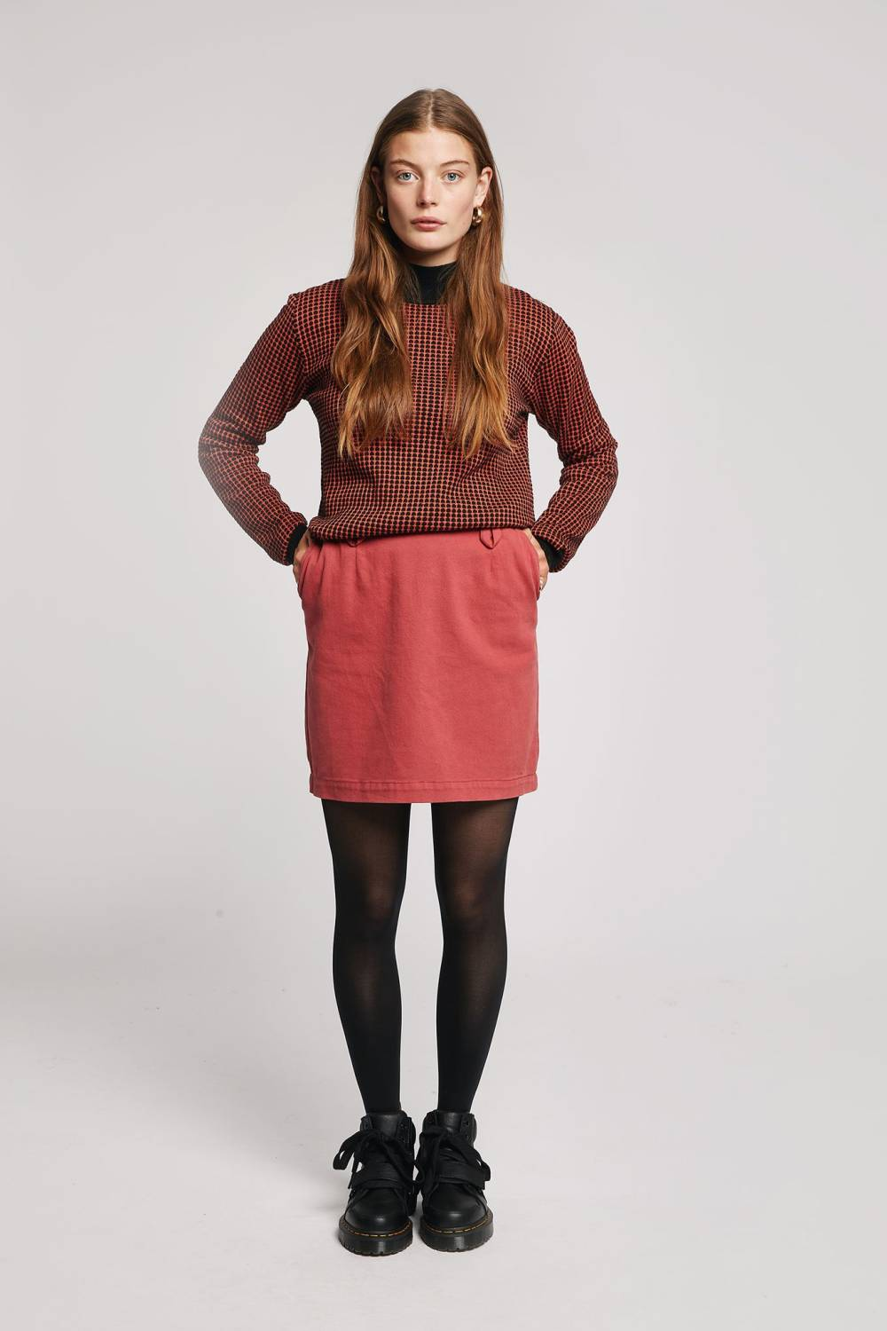 komodo sustainable affordable knitwear label