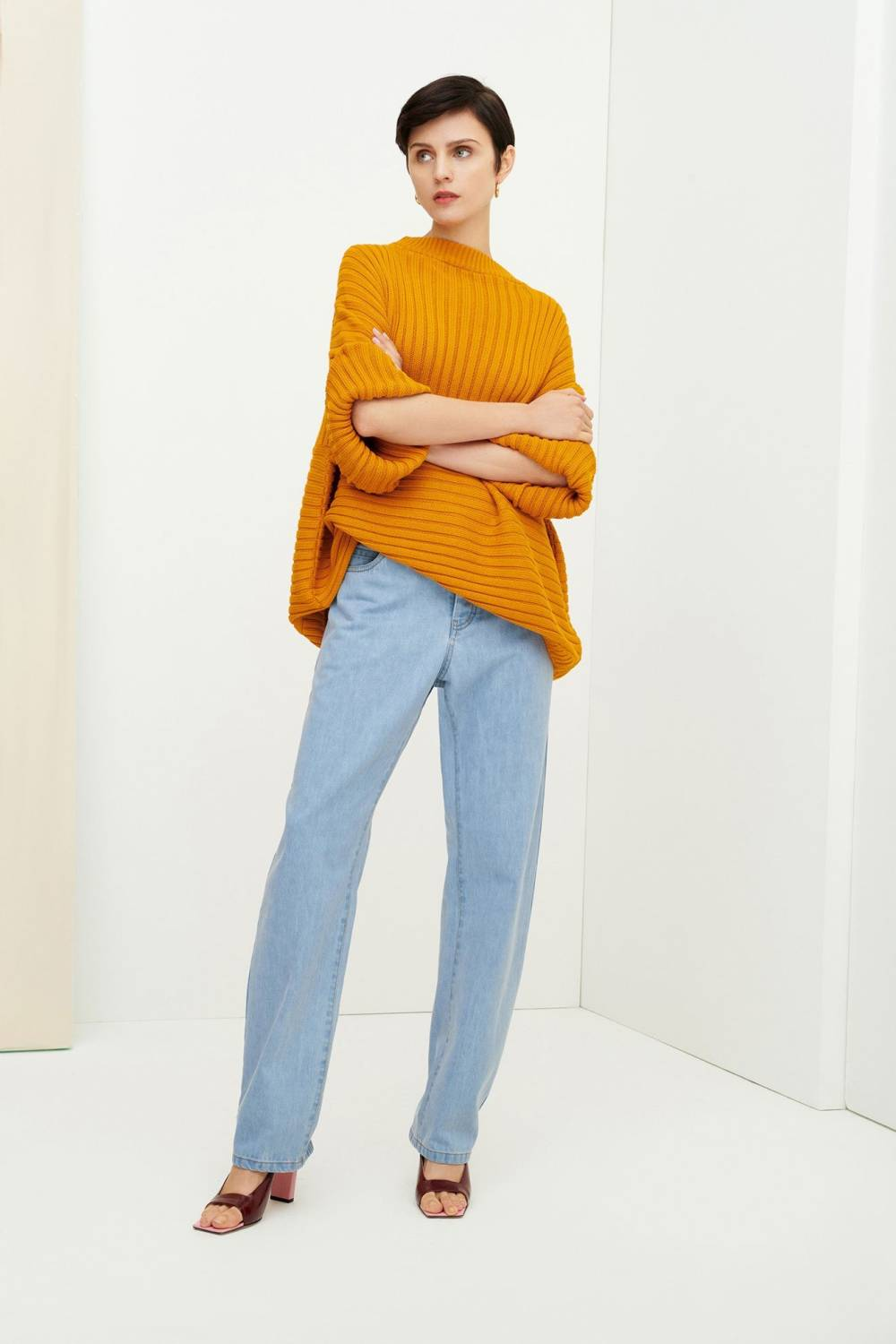 kowtow sustainable affordable knitwear label
