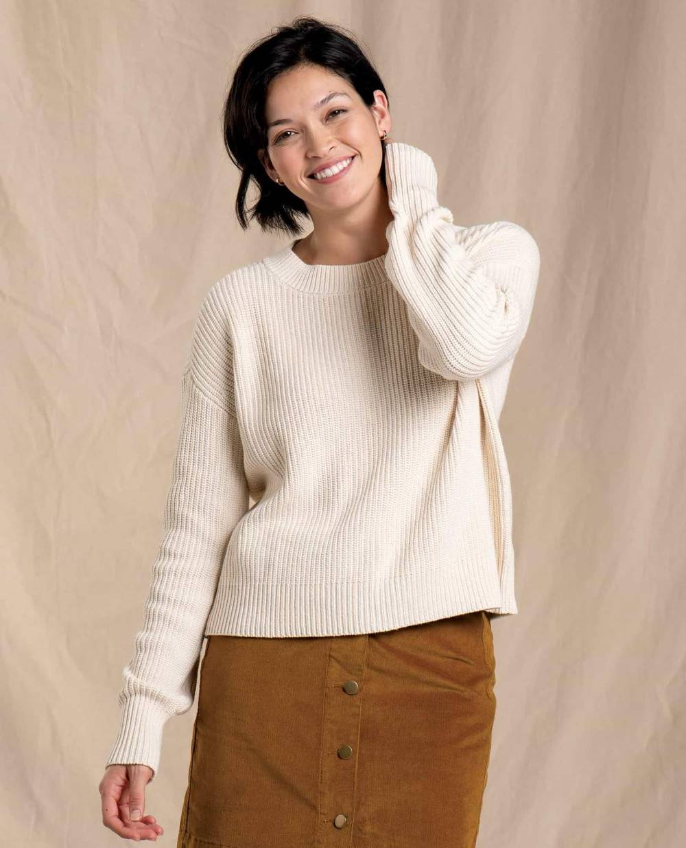 toadandco sustainable affordable sweater