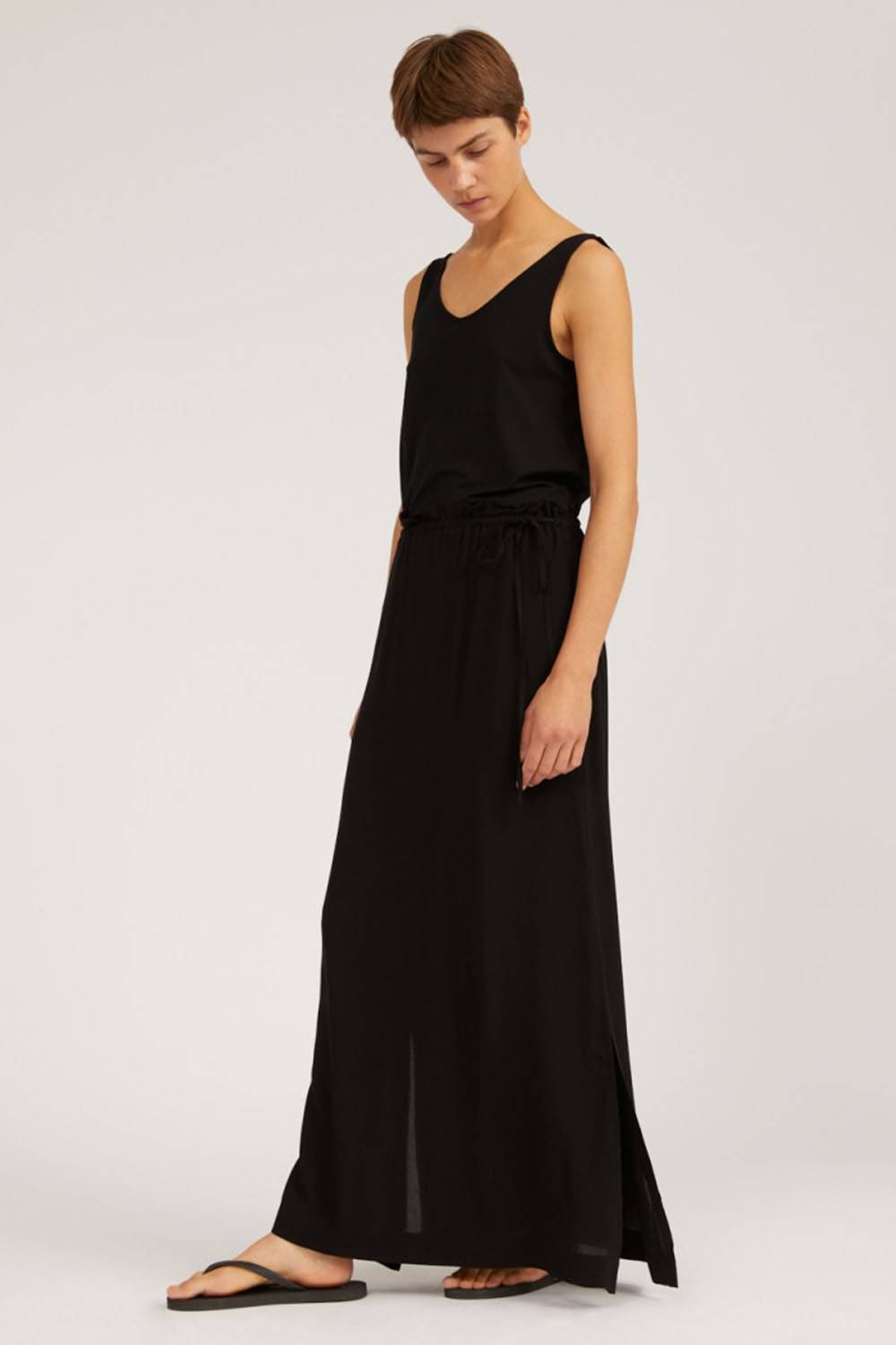 armedangels sustainable affordable maxi skirt