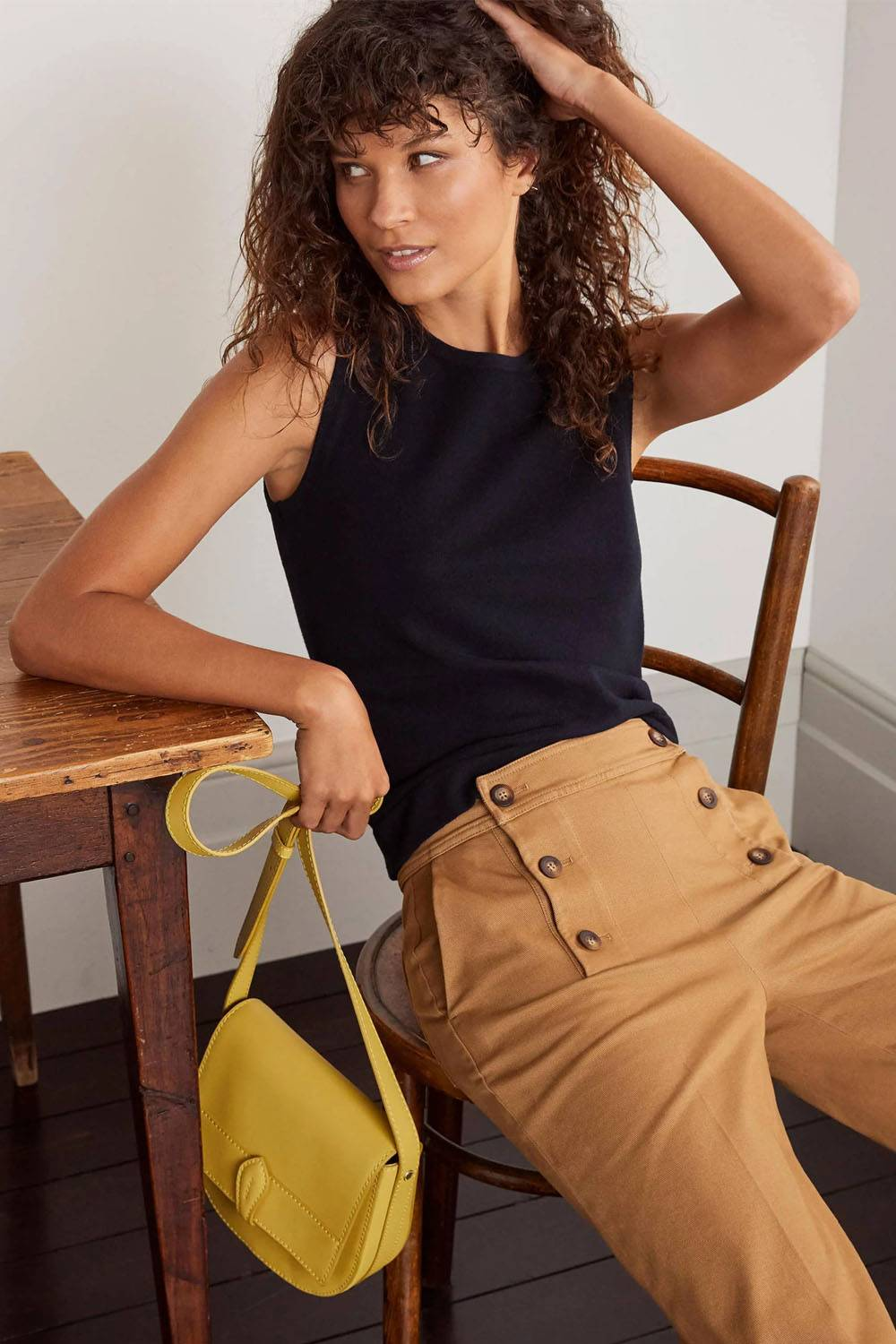 boden sustainable affordable tank top