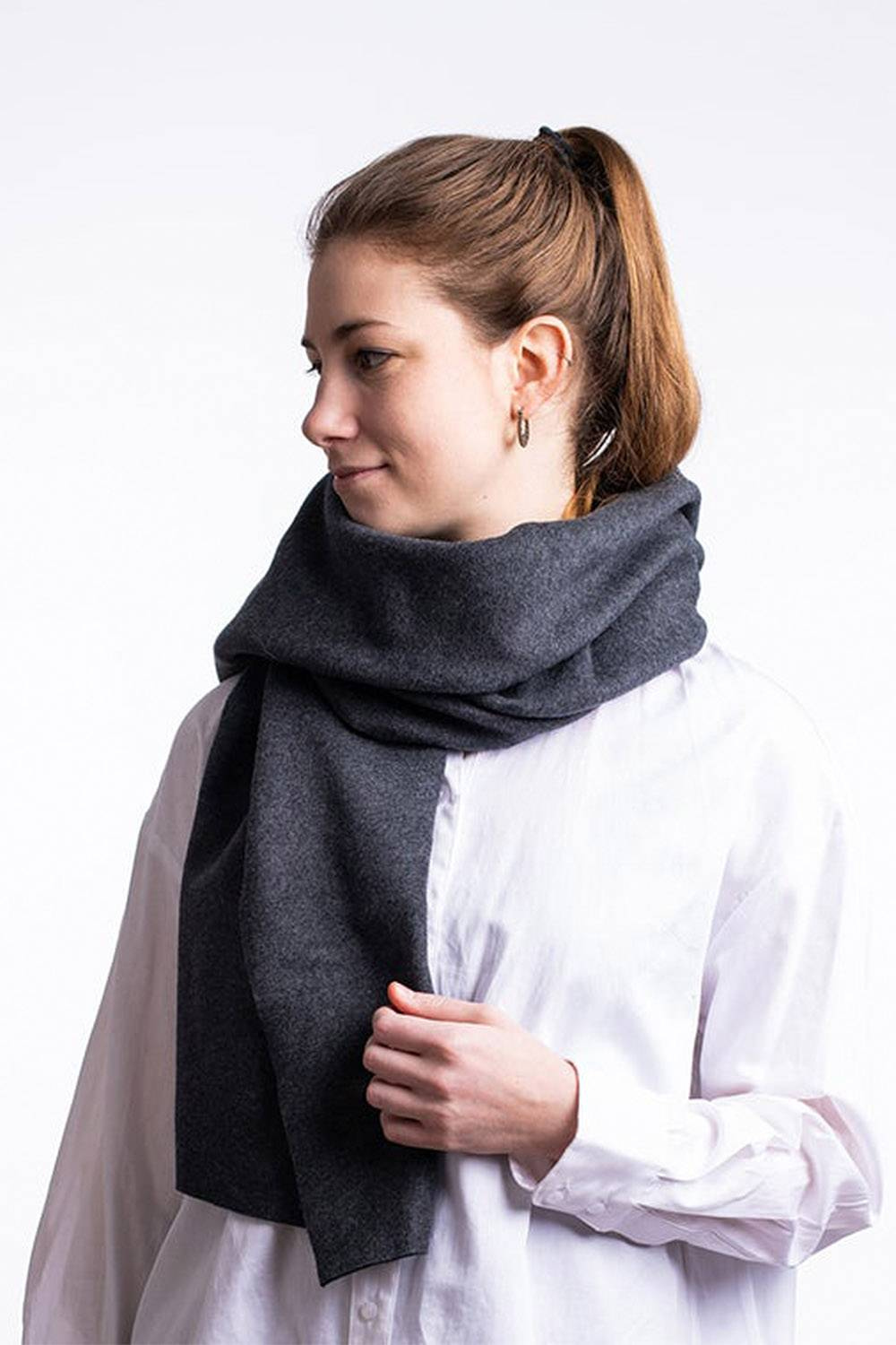 etsy sustainable affordable vegan winter scarf