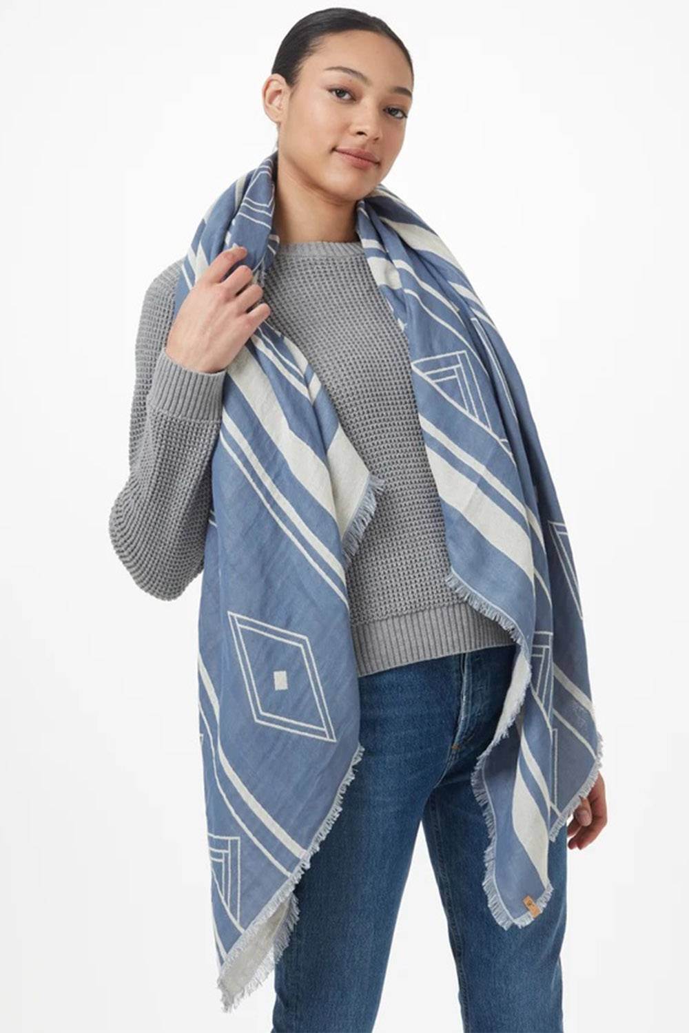 tentree cheap ethical vegan winter scarf