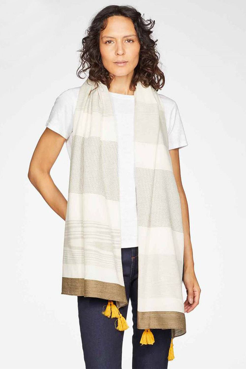 thought cheap sustainable vegan winter scarf