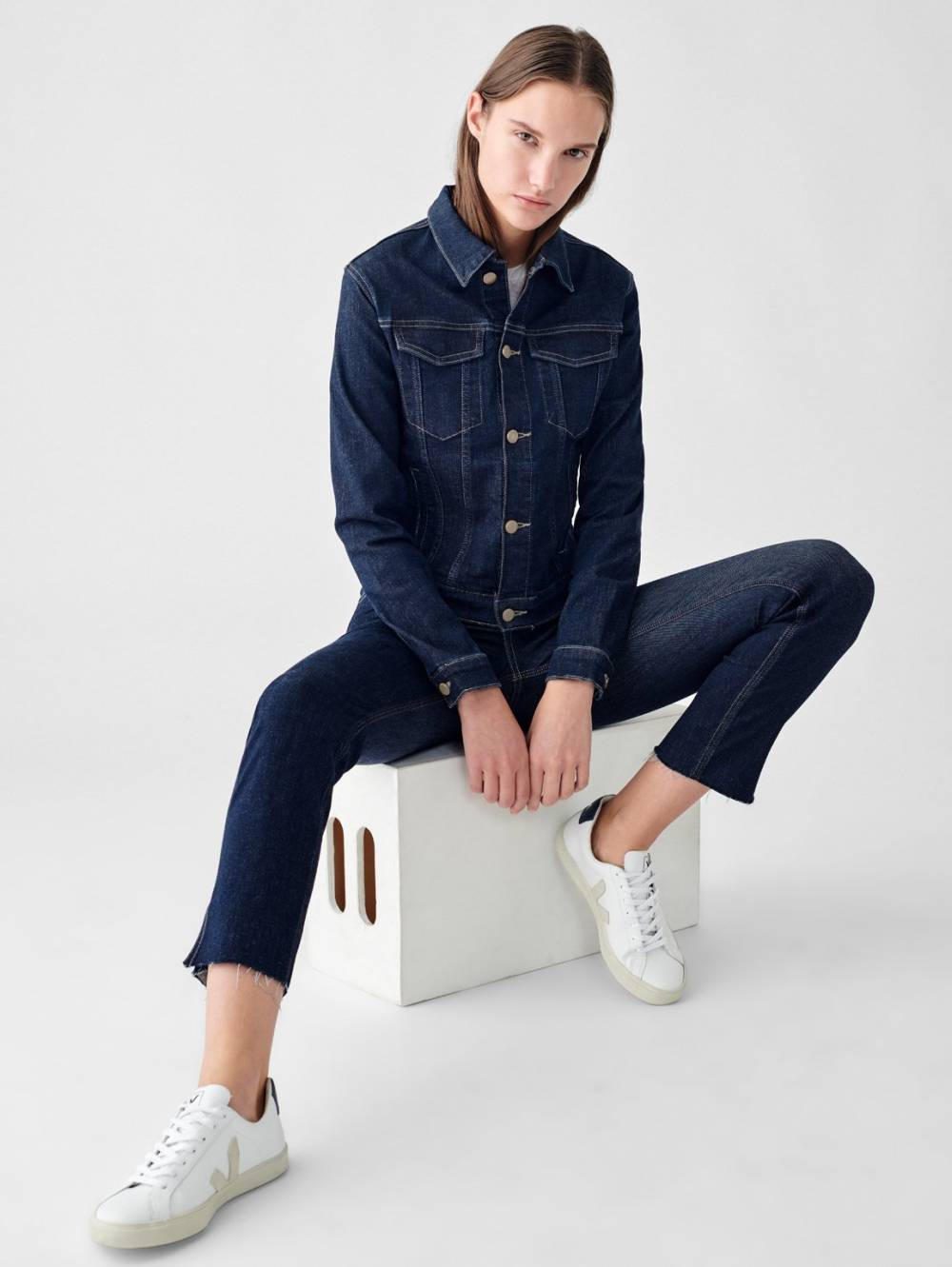 d1961 cheap women denim jacket
