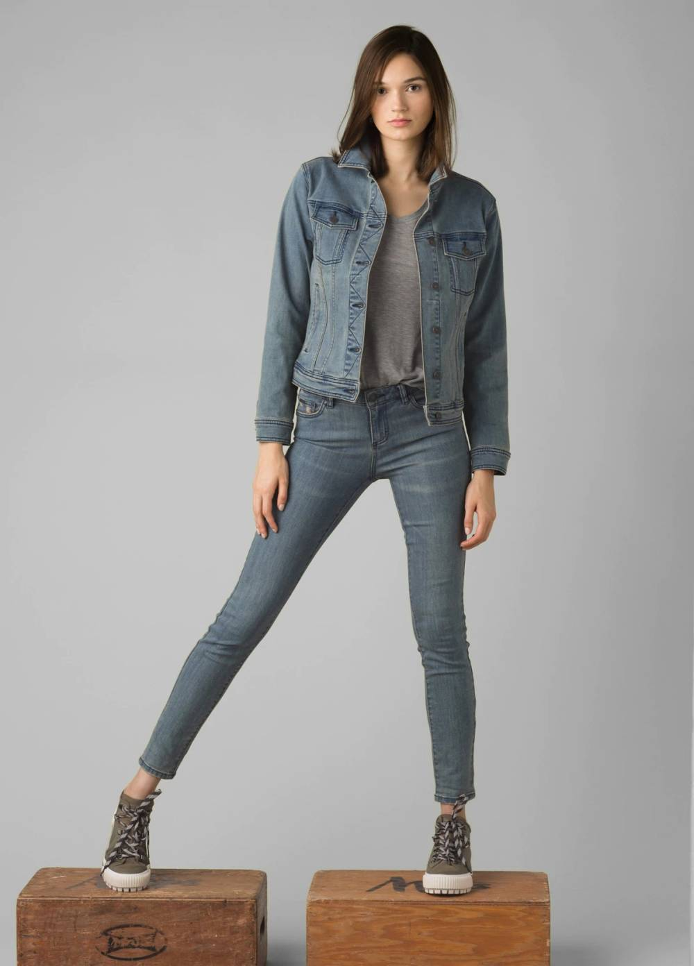 prana affordable sustainable denim jackets