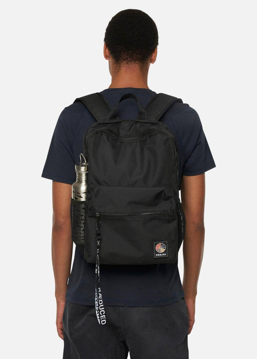raeburn sustainable vegan cheap backpack
