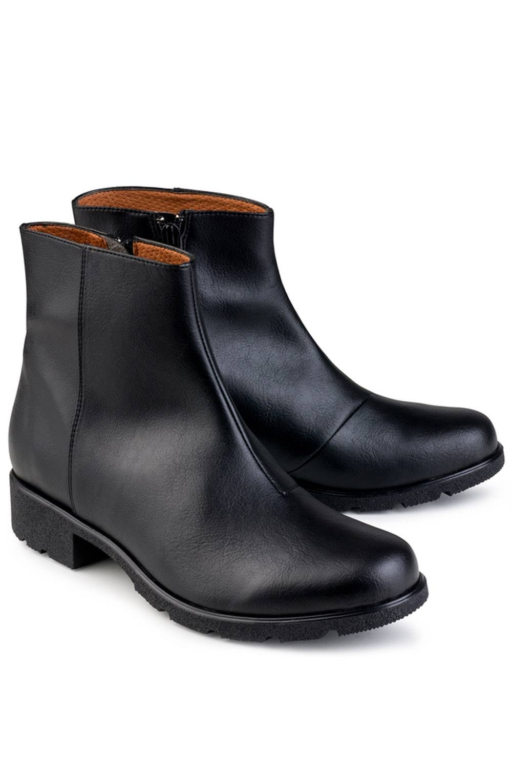 eco vegan shoes leather boots