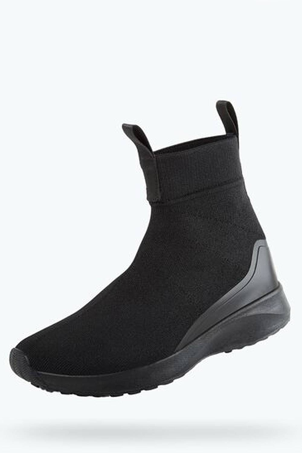 native shoes vegan leather boots