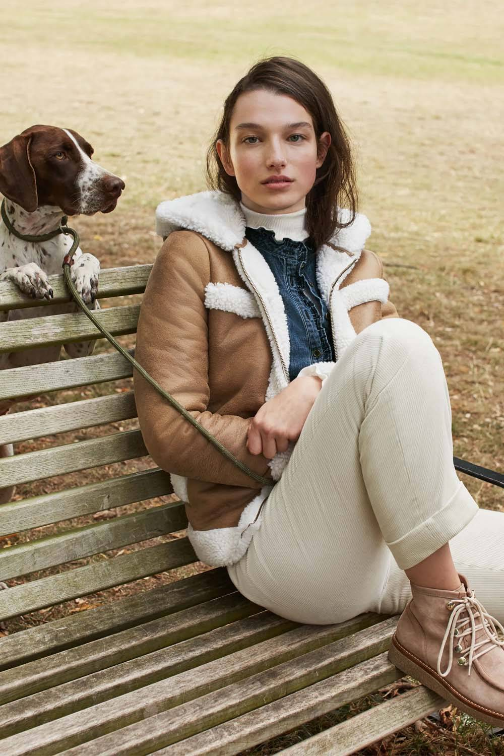 boden cheap faux leather jacket