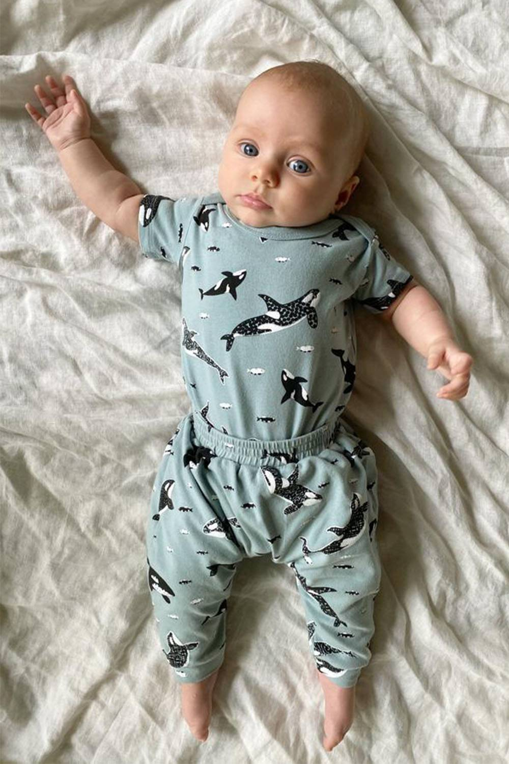 made trade baby clothes not made in china