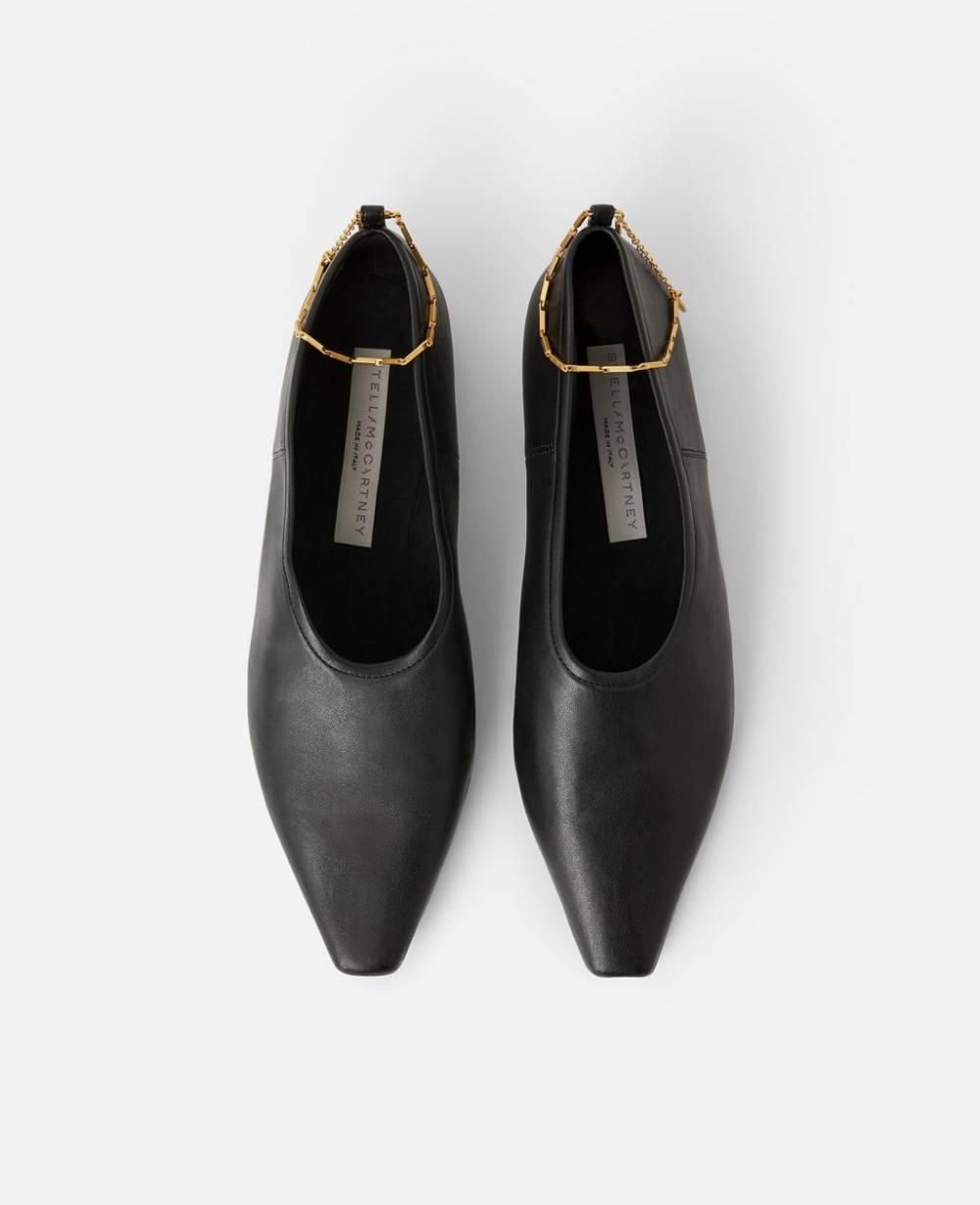 stella mccartney sustainable affordable flats