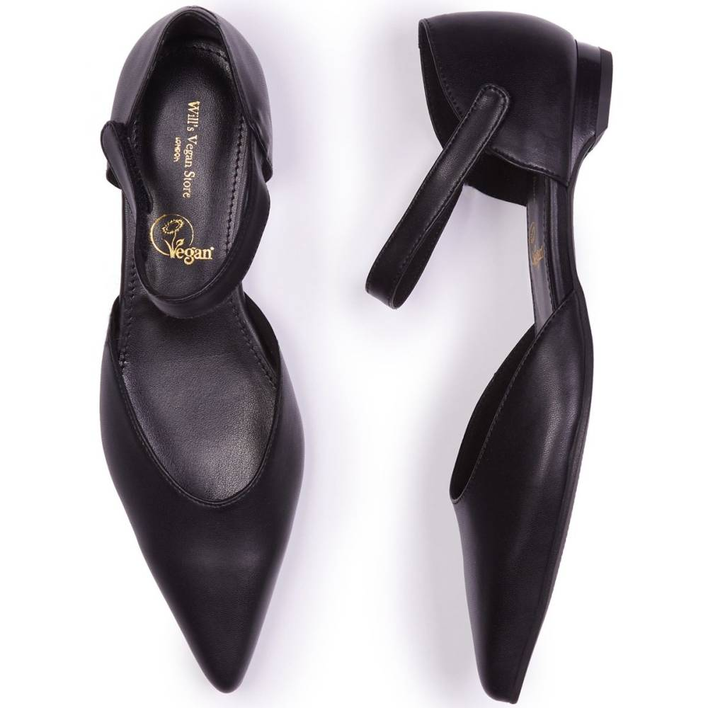 wills vegan shoes sustainable cheap ballet flats