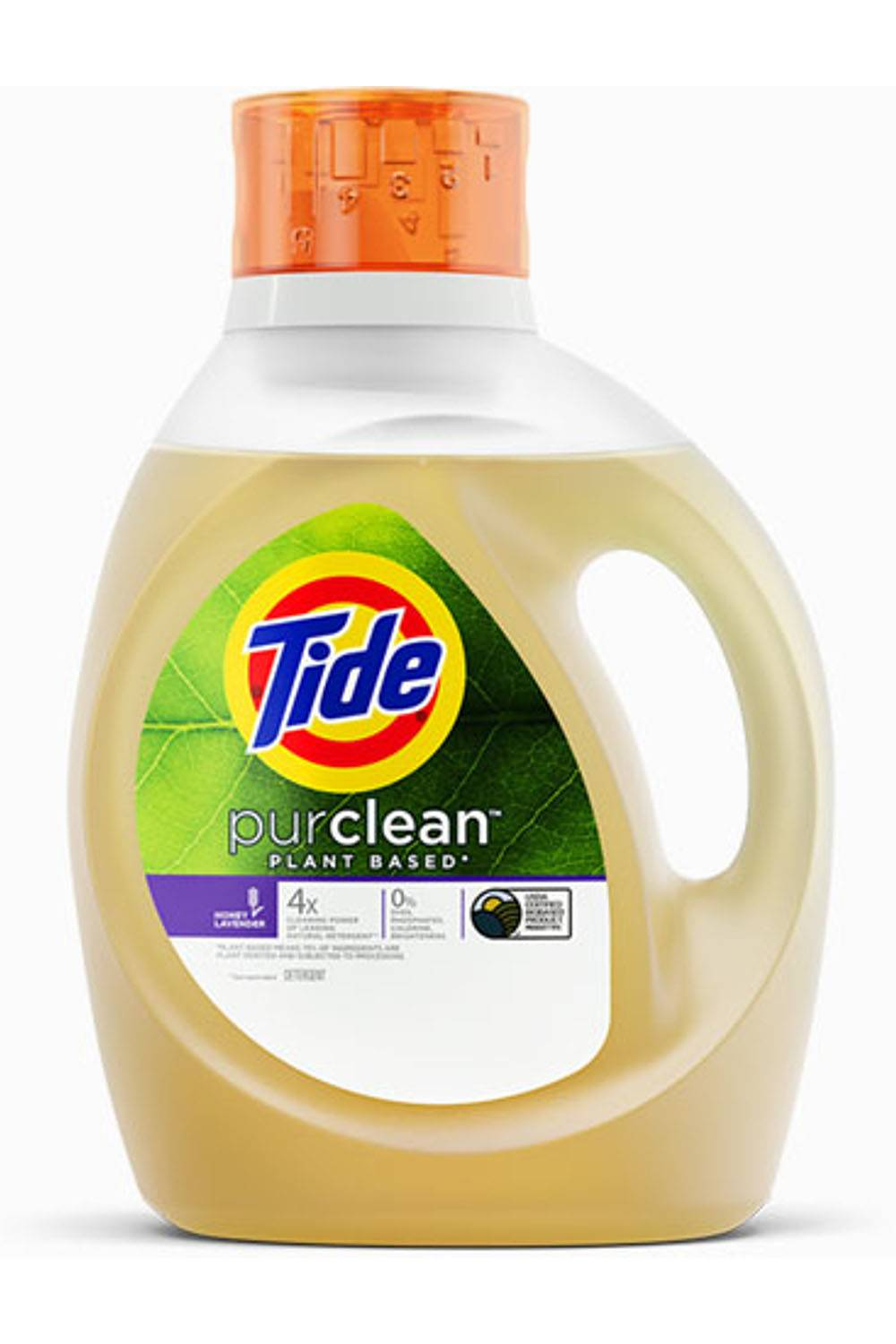 tide pure clean eco laundry detergent