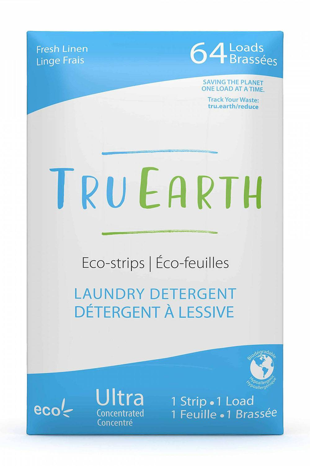 tru earth eco-friendly laundry detergent