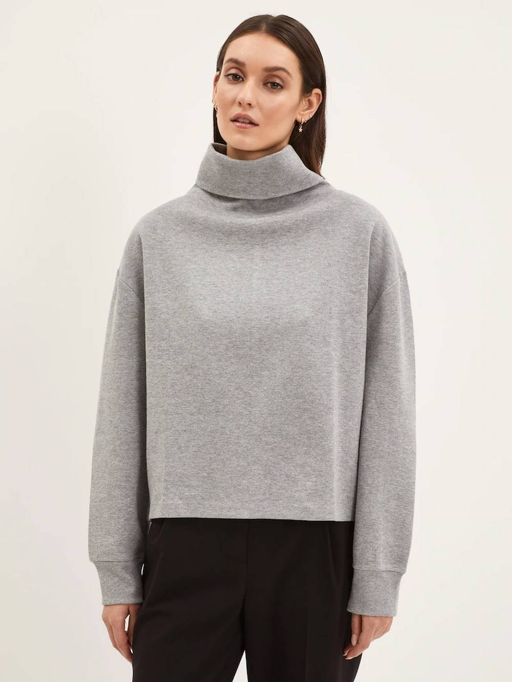 frank and oak ethically made turtleneck