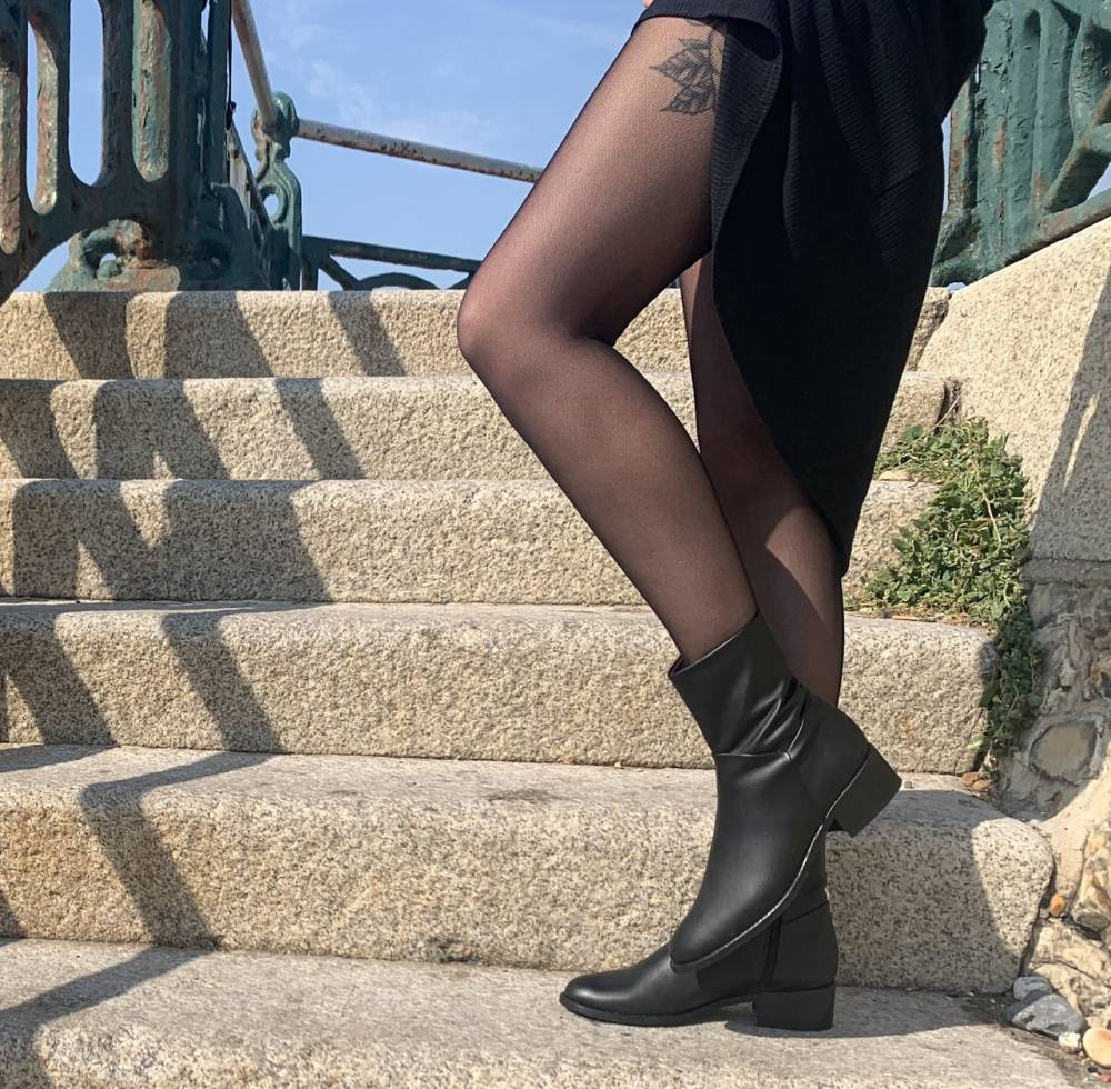 beyond skin affordable sustainable boots