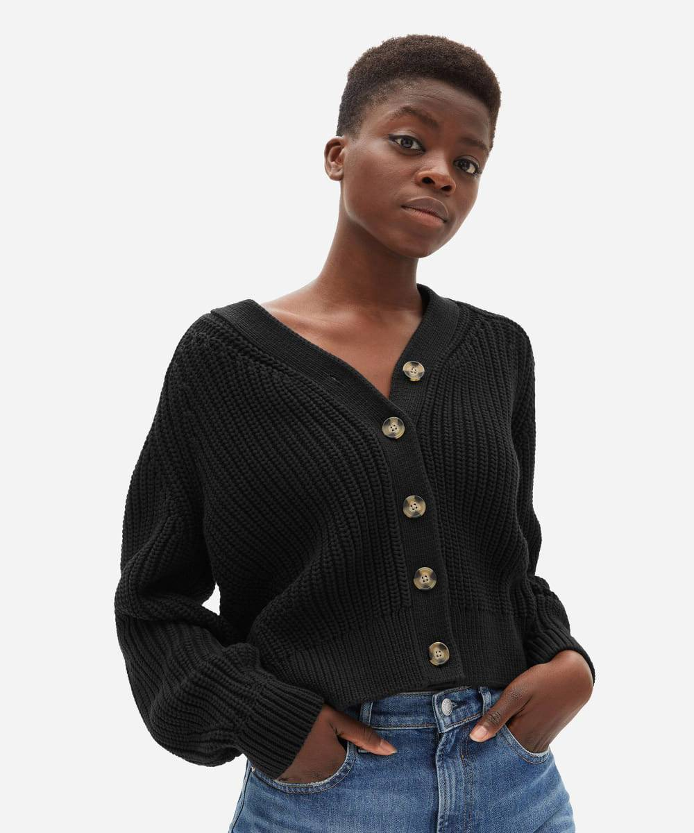 everlane ethical cheap cardigans