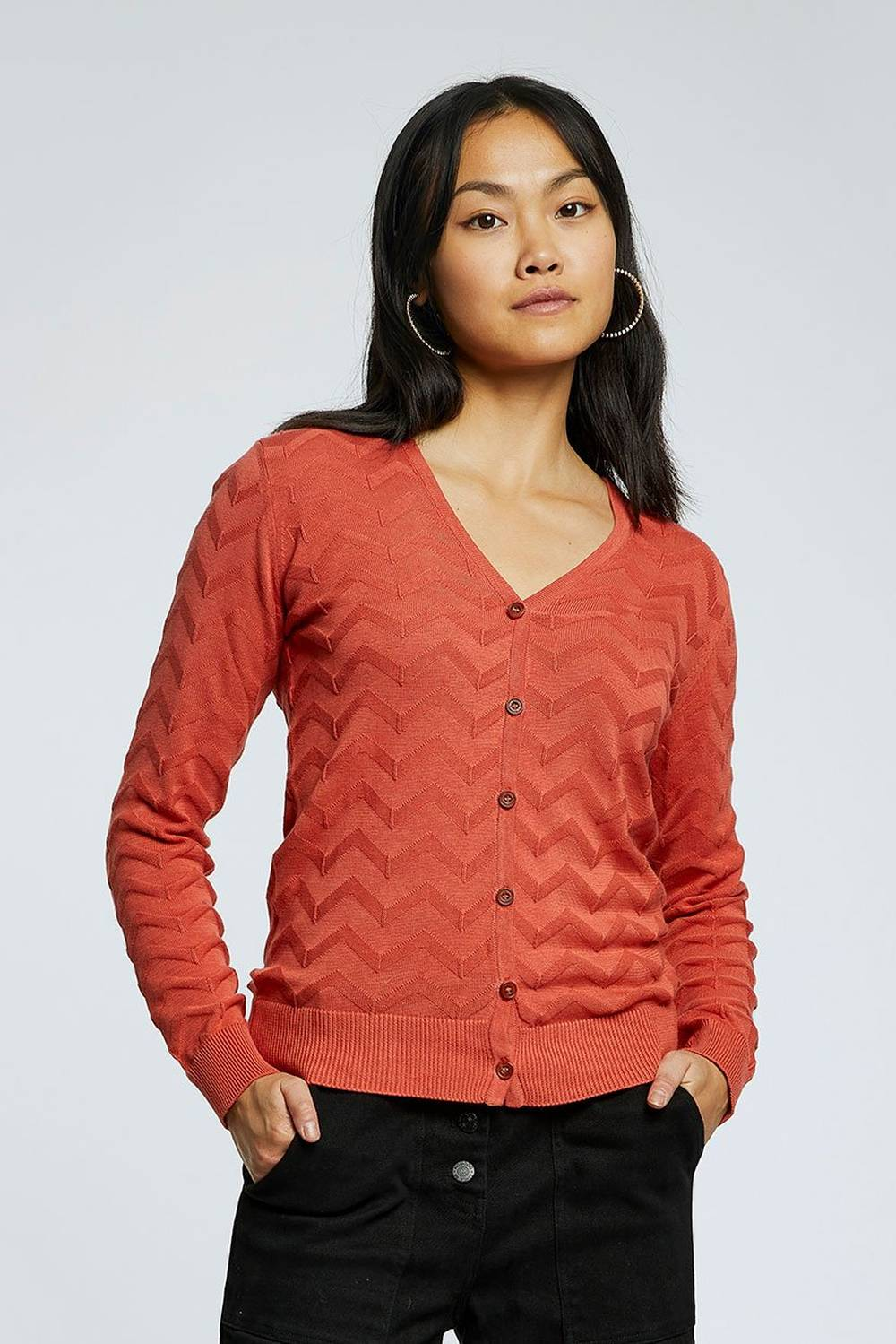komodo cheap organic cardigan