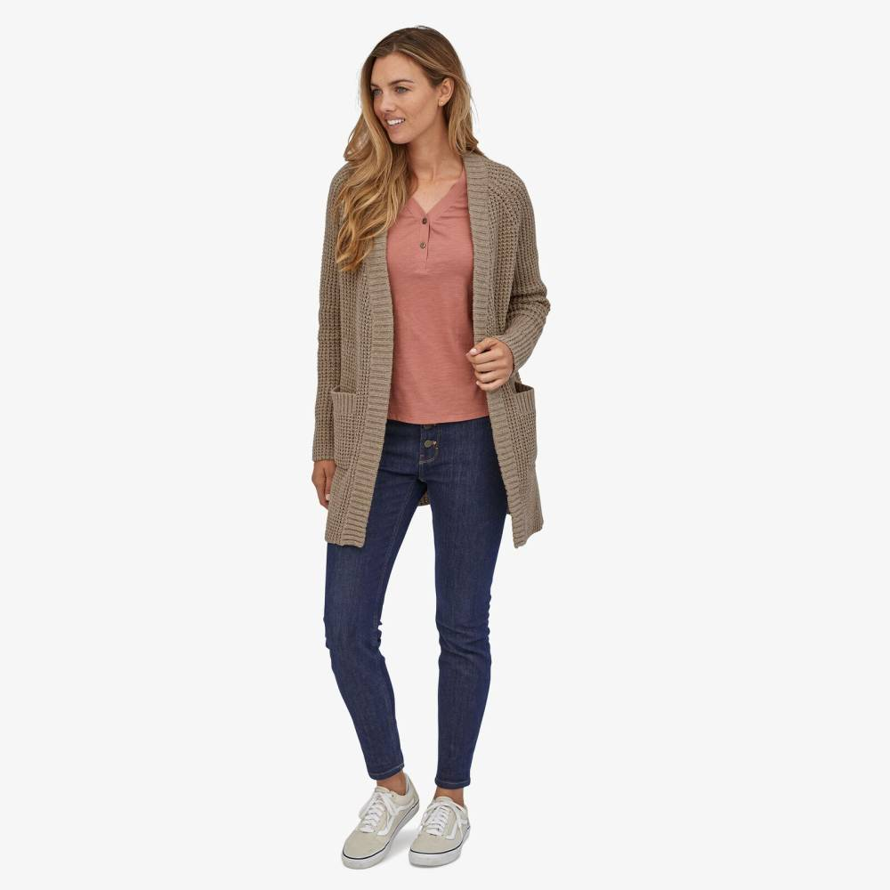 patagonia affordable sustainable cardigan