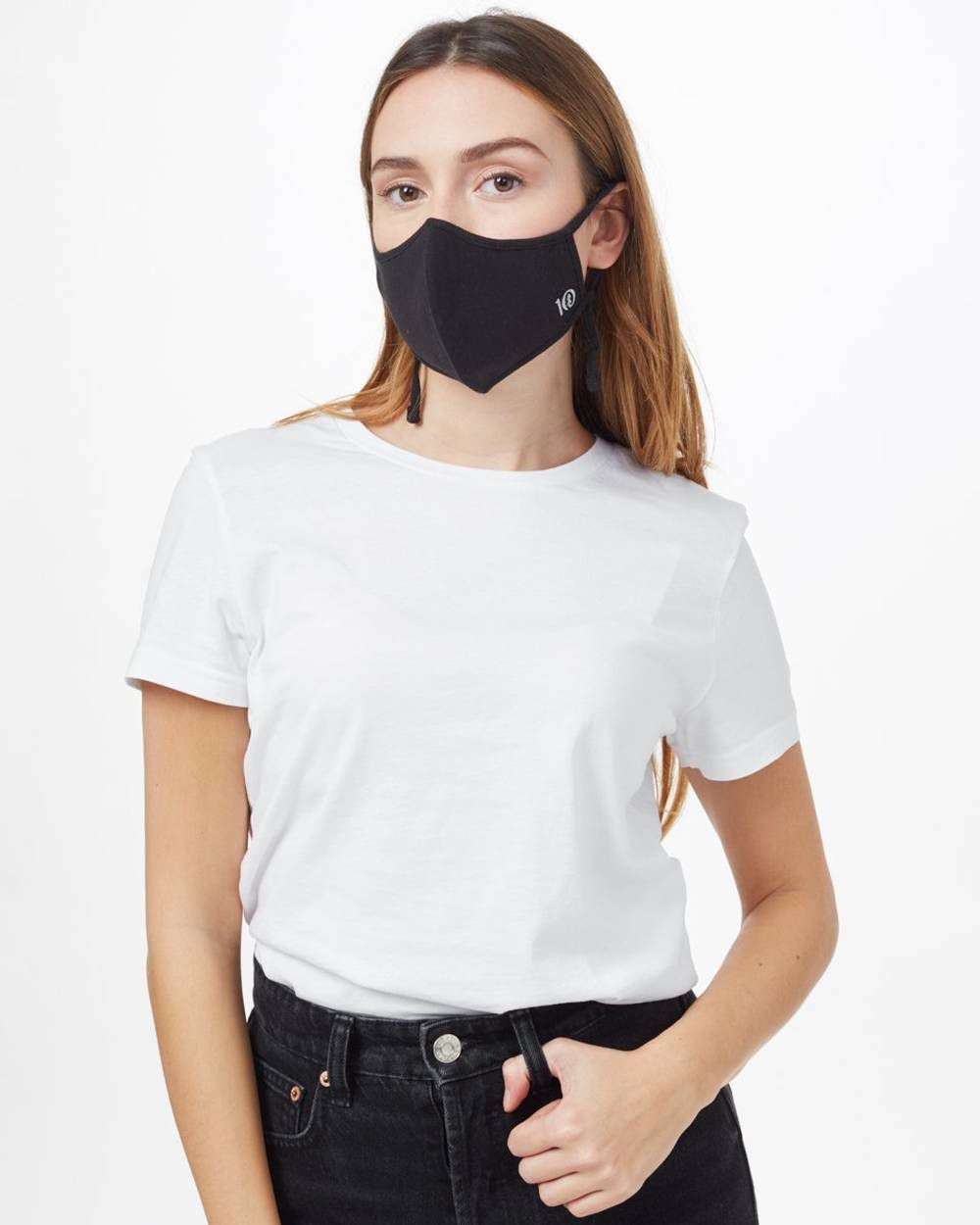 tentree organic sustainable face mask