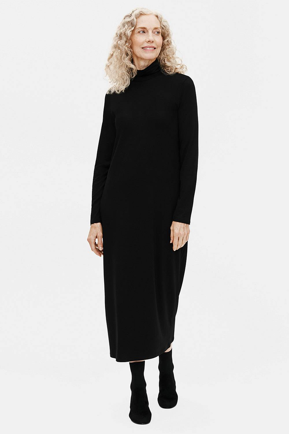eileen fisher sustainable evening gown