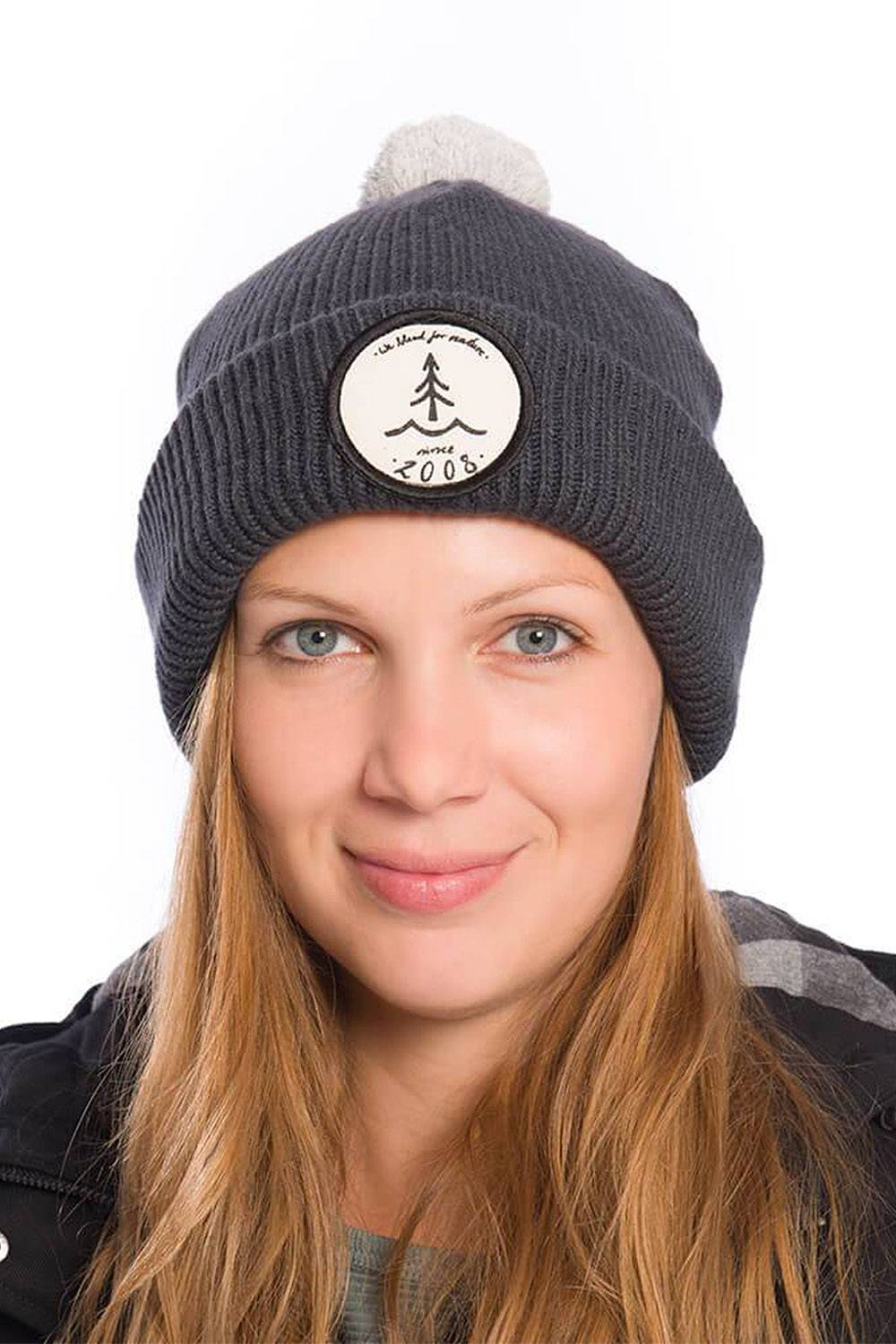 bleed clothing sustainable affordable beanie