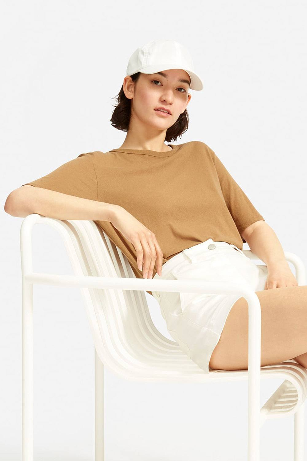 everlane sustainable ethical cheap caps hats