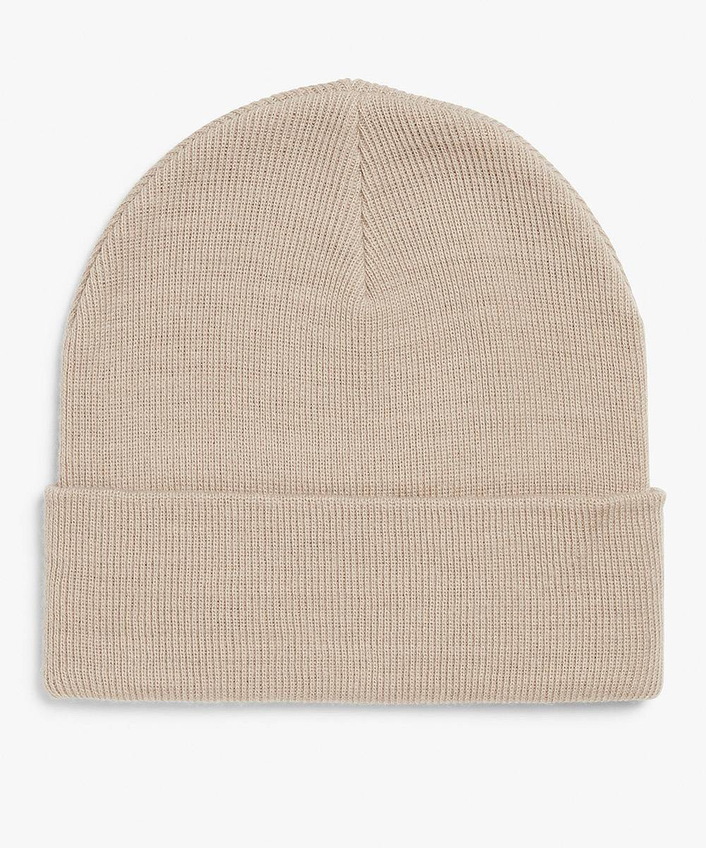 monki cheap eco-friendly recycled beanie