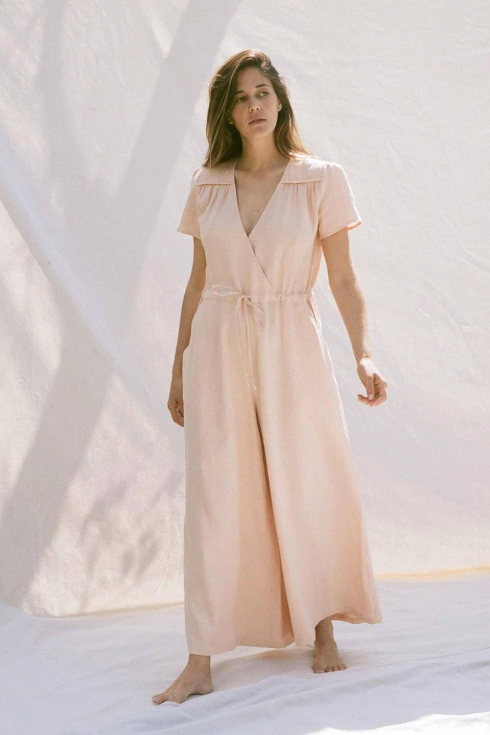 christy dawn ethically made jumpsuit