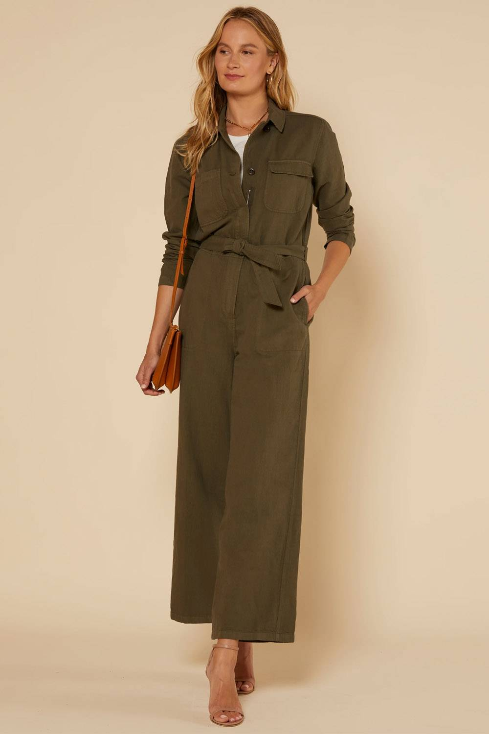 outerknown cheap chic ethical jumpsuit