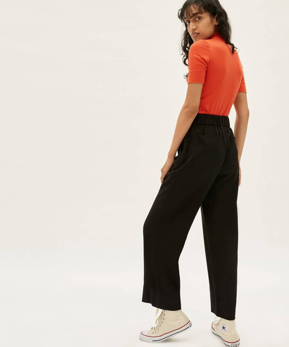 everlane sustainable loungewear affordable