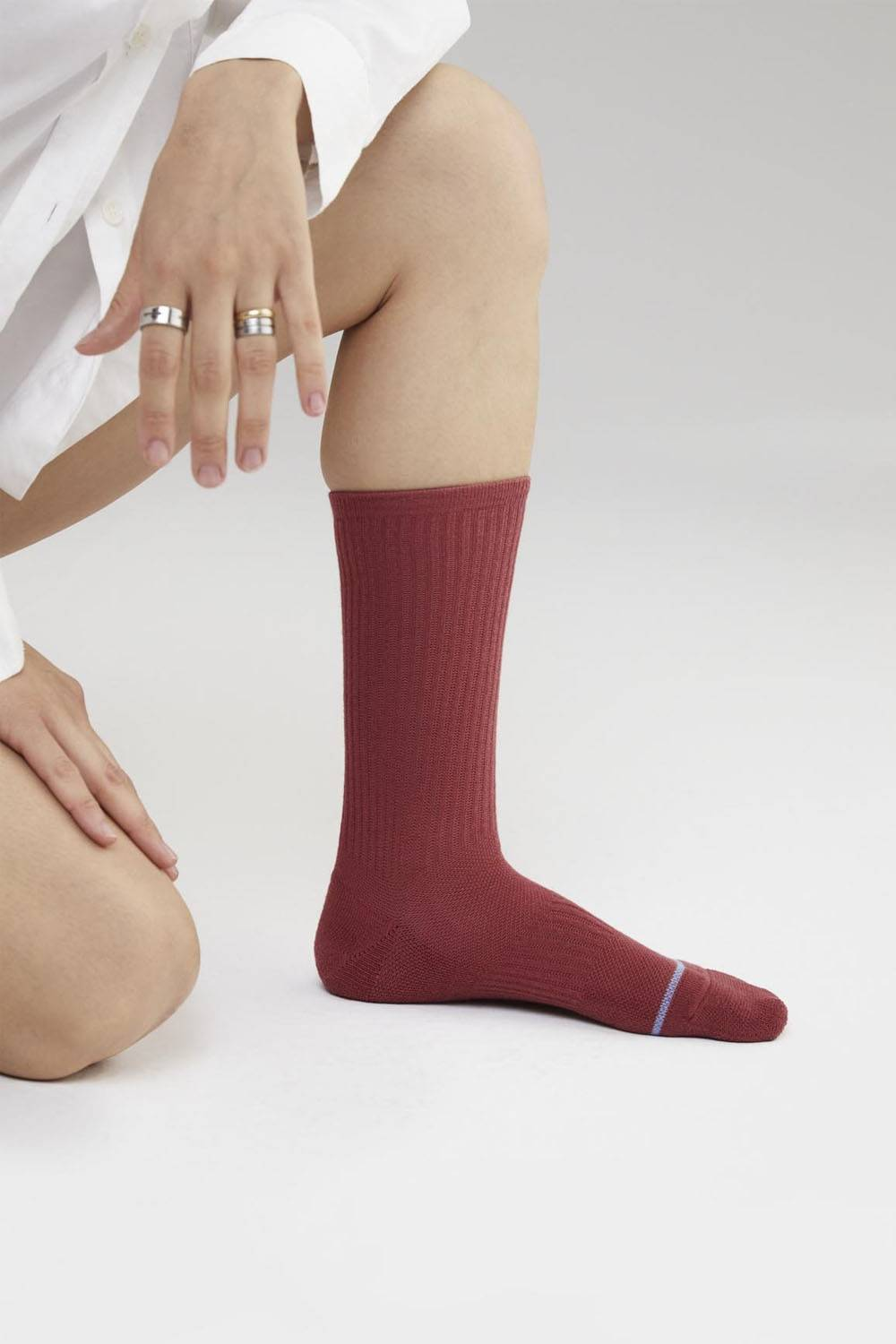 girlfriend collective cheap sustainable socks