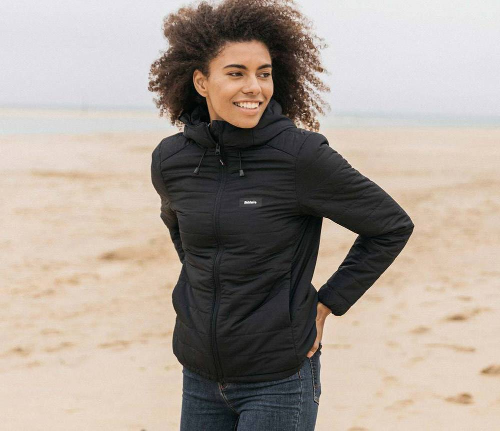 finisterre cheap recycled puffer jacket