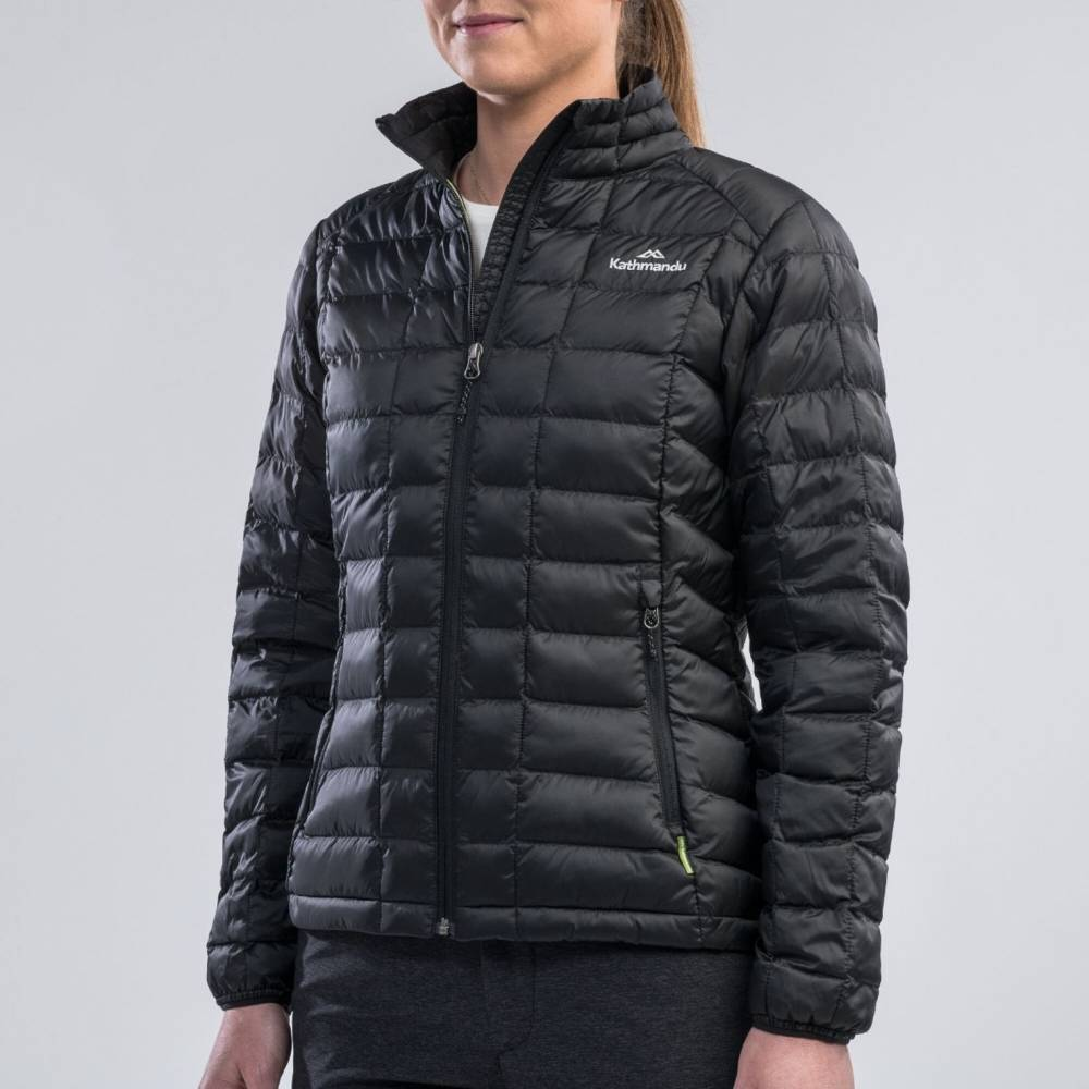 kathmandu affordable sustainable quilted jackets
