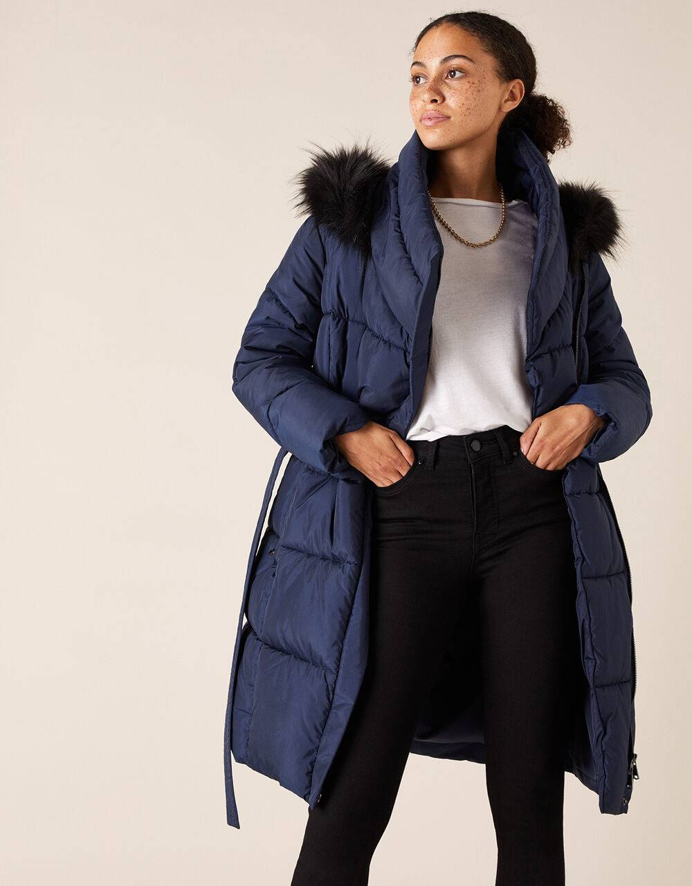 monsoon cheap sustainable insulated jackets